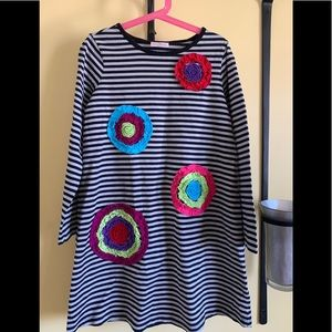 Hanna Andersson Size 130 Dress